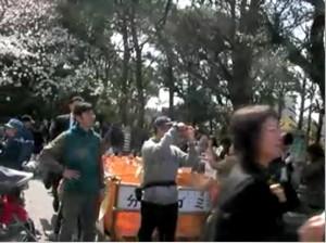 メガケン その8【上野で視線計測 続編】